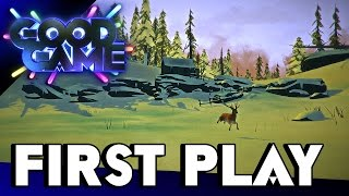 Good Game Review - First Play: The Long Dark - TX: 19/8/14