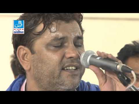 Kirtidan gadhvi - performing song