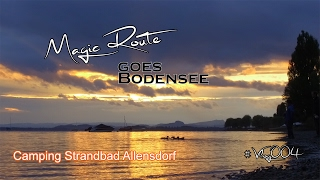 ... goes Bodensee ! (Camping Allensbach) #Vlog004