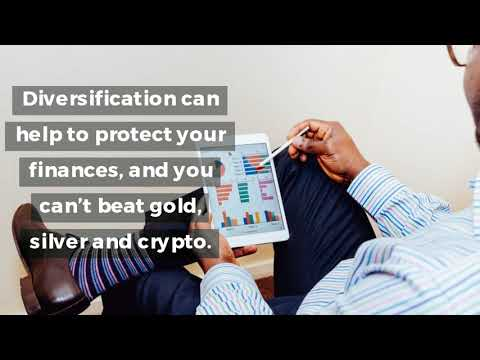 Rollover 401k & Protect Your Retirement Funds With Gold Silver & Cryptocurrency