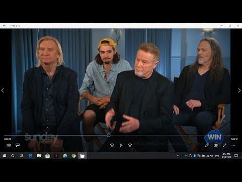 The Eagles & ROTFL W/ Presenter's