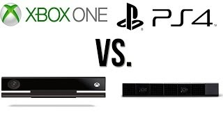 Xbox One Kinect Vs PlayStation 4 Eye