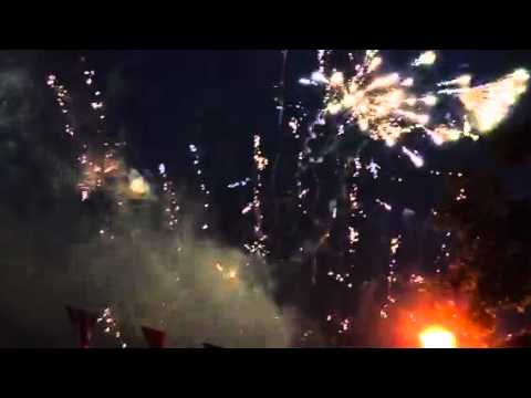 Calverley Fireworks - Diamond Jubilee