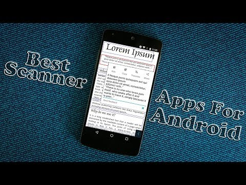 Best Scanner Apps For Android