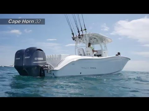 Florida Sportsman reviews the 32 Cape Horn Offshore Center Console