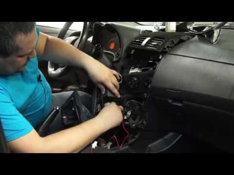 Тойота королла 2008 нет зарядки