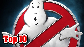 Top 10 GHOSTBUSTERS Facts
