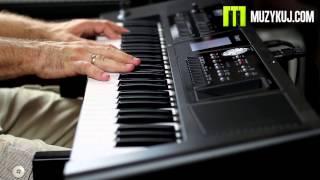 roland BK5 Piano