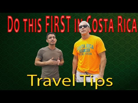 Do This FIRST in Costa Rica