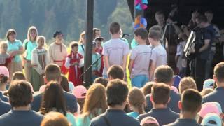 НАША СРБИЈА - Школа пријатељства 2013. (Школа дружбы 2013) - репортажа