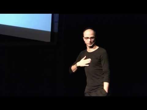 The United States of rhythm: Tomasz Antonowicz at TEDxGdansk