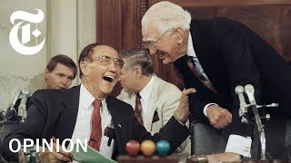 All the Senate's Men: Empowering Women Since 1991 | NYT Opinion
