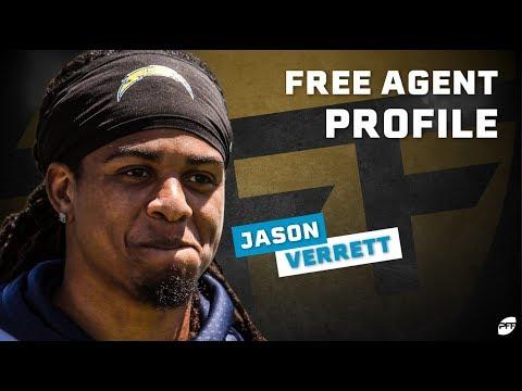 Free Agent Profile: Jason Verrett   PFF