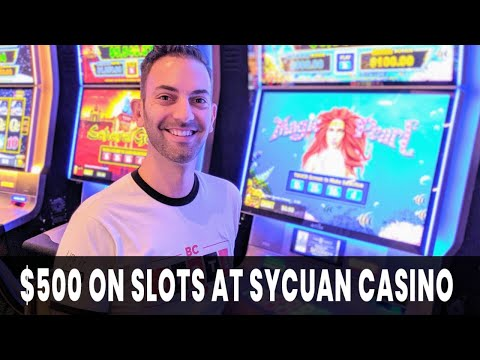 🔴 $500 LIVE At Sycuan Casino 🎰 San Diego Casino ‼️ BCSlots