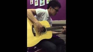 Cây và gió guitar cover   Lực Cristiano
