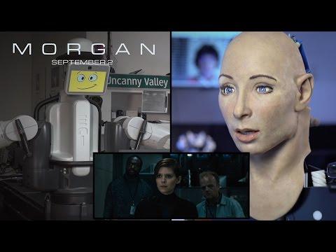 Morgan | Robots React to the Morgan Trailer [HD] | 20th Century FOX