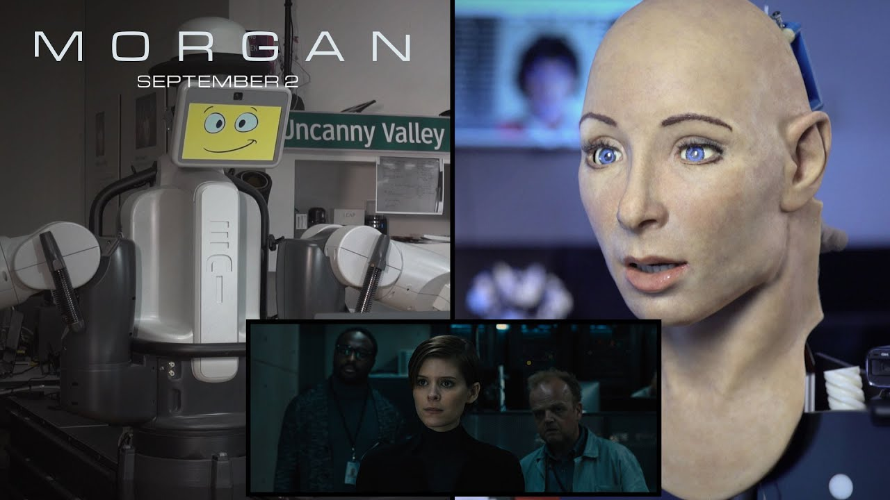 Morgan | Robots React to the Morgan Trailer [HD] | 20th Century FOX