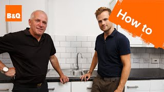How To Replace A Kitchen Sink Part 1: Assembling Your New Sink