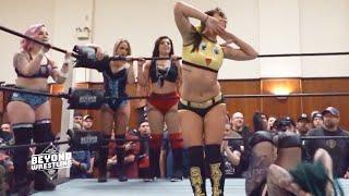 Free Match Kylie Rae/Penelope/Kimber/Skylar vs. Shotzi/Harlow/Twisted Sisterz   Women's Wrestling