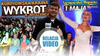 Imprezy Wykrot - Kurpiowska Kraina - 1 maja - Akcent & Mejk - Relacja - (Disco-Polo.info)