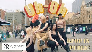 [KPOP IN PUBLIC] (G)I-DLE ((여자)아이들) - Uh-Oh (Dance Break Ver.) Dance Cover by DARE 데어 from Australia