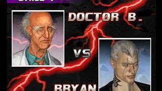 Tekken 3 ( PS1 ) - Doctor B. - Arcade Mode - Original Music ( Dec 18, 2017 ) thumbnail