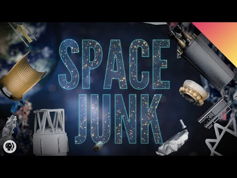 Attack of the Cosmic Space Junk!