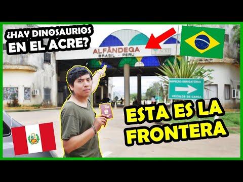 Así es la Frontera PERÚ - BRASIL (Iñapari) Ruta Lima - Acre en la Interoceanica | Peruvian Life