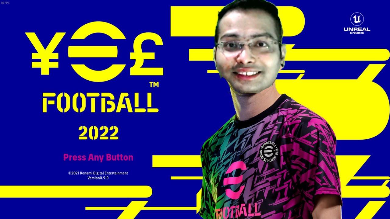 🔴LIVE    eFootball™ 2022 BETA #5🔥 NEW EVENT  [ENG/HIN/BEN]