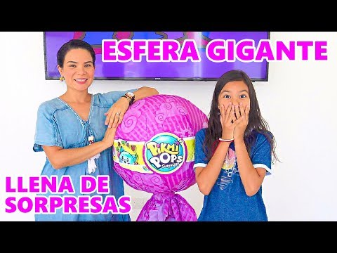 SUPER ESFERA  LLENA DE REGALOS | AnaNana Toys