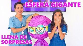 SUPER ESFERA  LLENA DE REGALOS   AnaNana Toys