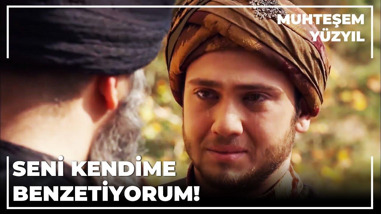 Şehzade Bayezid, Sultan Süleyman'a Karşı Mahçup Oldu | Muhteşem Yüzyıl