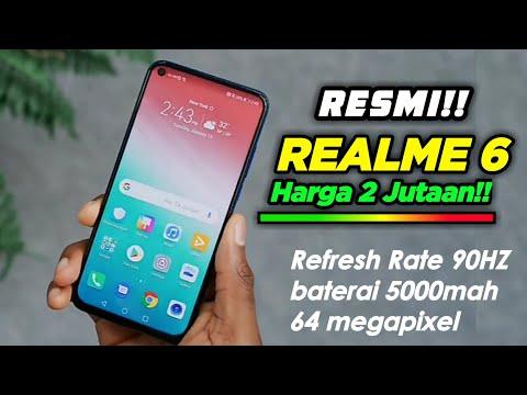 Realme meluncurkan realme 6 series yaitu realme 6 dan realme 6 pro terbaru 2020 di video ini membaha.