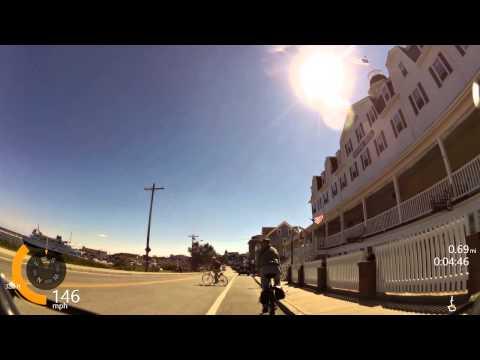 Block Island By Bike 100514