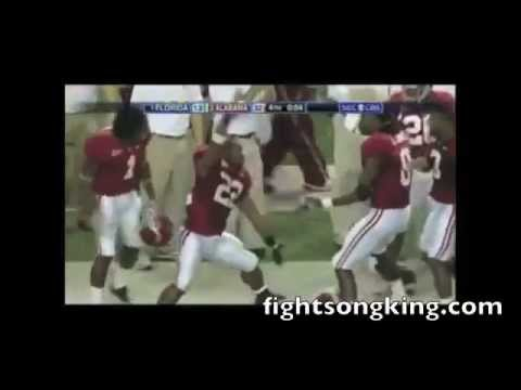 Pinc Gator Alabama best new fight song Trunks Up