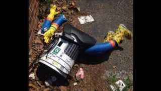 HitchBOT, the Hitchhiking Robot Beheaded In Philadelphia
