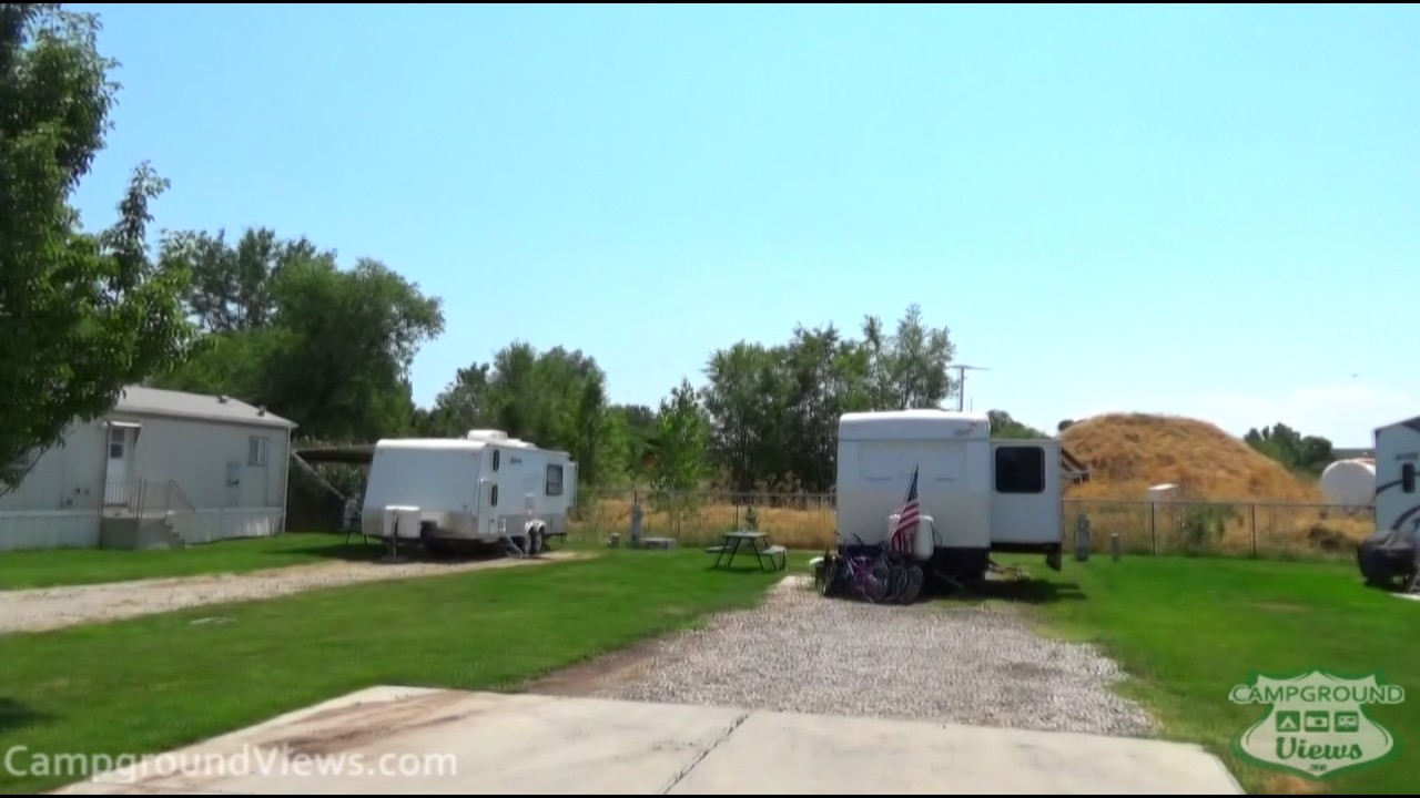 Century Campground RV Park Ogden Utah