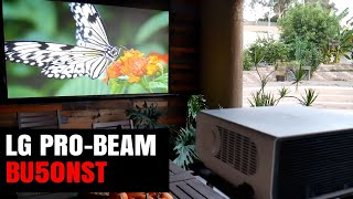 LG ProBeam BU50NST Laser 4K Bu…