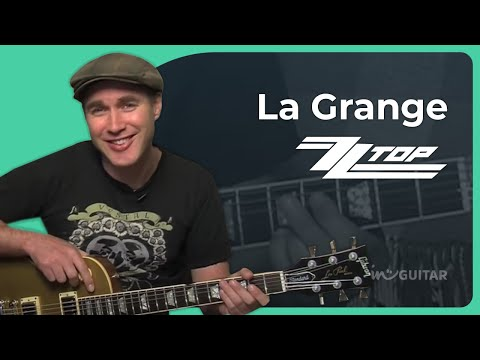 How to play La Grange by ZZ Top (Guitar Lesson SB-303)