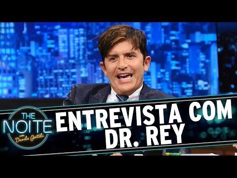 The Noite (01/10/15) - Entrevista Com Dr. Rey