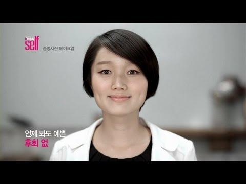 韩国女孩-化妆技巧(证件照妆)-女生必看@@