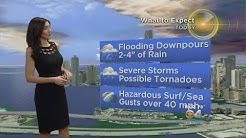 Tropical Storm Gordon 11:00am Update