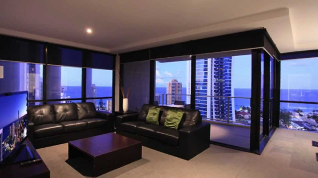 Circle On Cavill 2 Bedroom Apartments By Holiday Gold Coast Accommodation