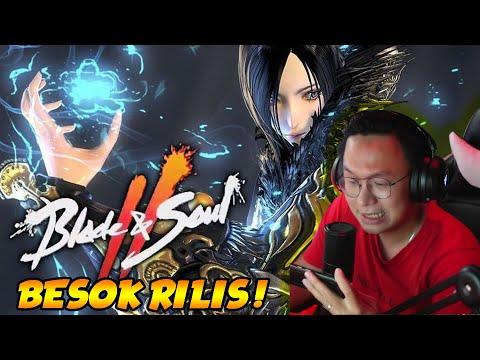 BESOK RILIS ! BLADE AND SOUL 2 ! Lineage W SEBENTAR LAGI ! Mobile Game !