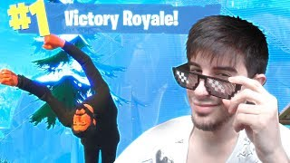 Directo VICTORIA CON EL MISIL GUIADO. Fortnite Battle Royale