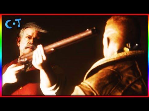 Blazkowicz Kills His Dad - Wolfenstein 2: The New Colossus