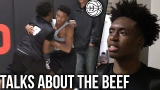Collin Sexton TALKS About the Jaylen Hands Beef! + FULL BILAAG HIGHLIGHTS
