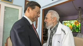 Xi Jinping ach�ve son s�jour � Cuba