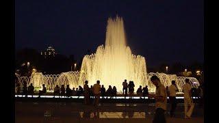 Семь Красавиц 005. Музыкальный фонтан в Баку. George Bizet - Carmen(Музыкальный фонтан на набережной Баку перед домом Правительства. часть 5 больше информации о проекте на..., 2009-10-13T16:37:47.000Z)