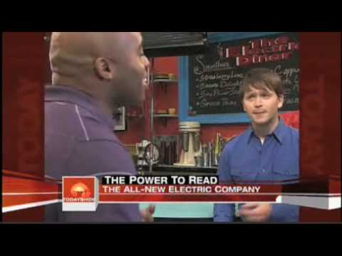 The Electric Company on The Today Show - YouTube